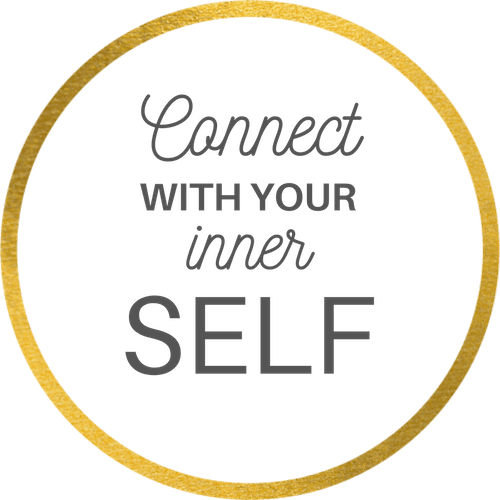 Connect with your inner self